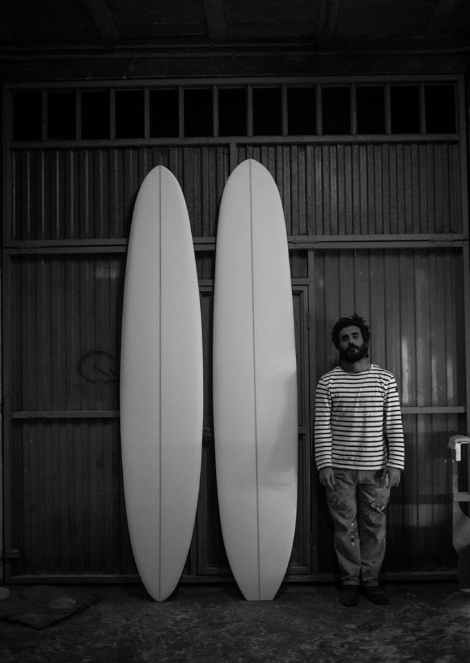 Cormoran surfboards