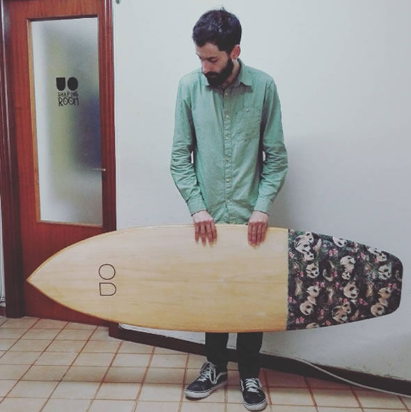 Pablo Blanco Ula Ola Surfboards