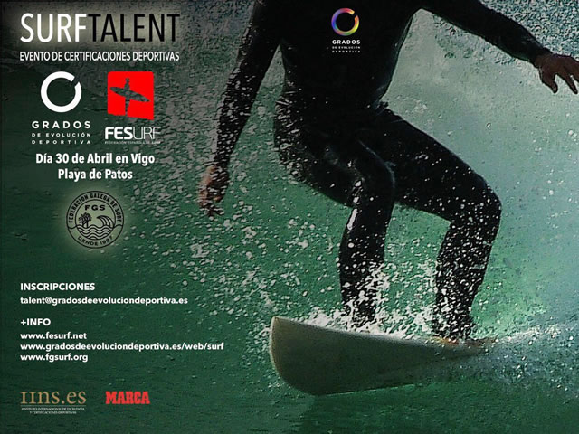 SURF TALENT GALICIA